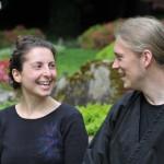 Feryal Genc und Tom Allhoff bieten Taijiquan und Qi Gong im Freien in Friedberg an